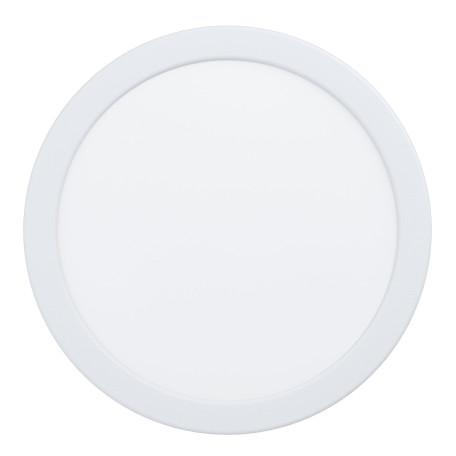 Светодиодный светильник Eglo Fueva 5 99134, LED 16,5W 3000K 1800lm, белый, металл с пластиком, пластик с металлом