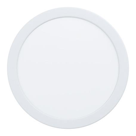 Светодиодный светильник Eglo Fueva 5 99193, LED 16,5W 3000K 1800lm, белый, металл с пластиком, пластик с металлом