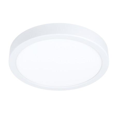 Светодиодный светильник Eglo Fueva 5 99216, LED 16,5W 3000K 1800lm, белый, металл с пластиком, пластик с металлом