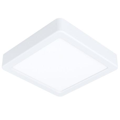 Светодиодный светильник Eglo Fueva 5 99236, LED 10,5W 3000K 1200lm, белый, металл с пластиком, пластик с металлом