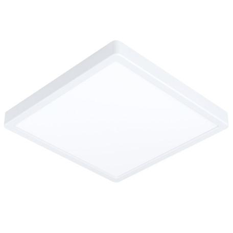 Светодиодный светильник Eglo Fueva 5 99238, LED 20W 3000K 300lm, белый, металл с пластиком, пластик с металлом