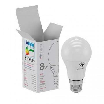 Светодиодная лампа MW-Light LBMW27A08 - миниатюра 2