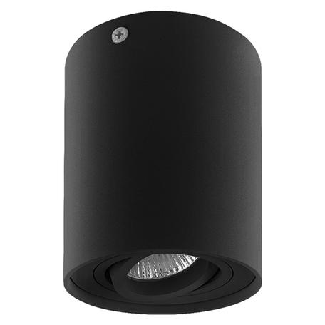 Потолочный светильник Lightstar Binoco 052017, 1xGU10x50W, черный, металл