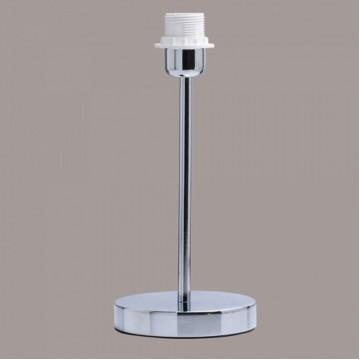Основание настольной лампы MW-Light Сити 634030601, 1xE27x60W, хром, металл