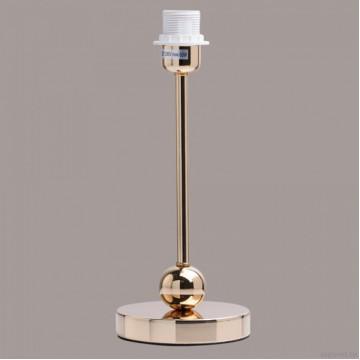 Основание настольной лампы MW-Light Сити 634031101, 1xE27x60W, золото, металл