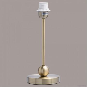 Основание настольной лампы MW-Light Сити 634031401, 1xE27x60W, бронза, металл