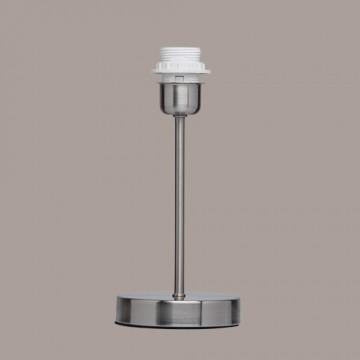 Основание настольной лампы MW-Light Сити 634031901, 1xE27x60W, никель, металл