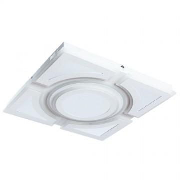 Потолочный светодиодный светильник с пультом ДУ Arte Lamp Multi-Space A1430PL-1WH, 2700-6500K, белый, металл, пластик