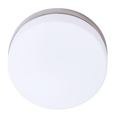 Потолочный светильник Arte Lamp Aqua-Tablet A6047PL-3AB, IP44, 3xE27x60W, бронза, белый, металл, стекло