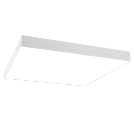Светодиодный светильник Maytoni Zon C067CL-L96W3K, LED 96W 3000K 8500lm CRI80, белый, металл, пластик