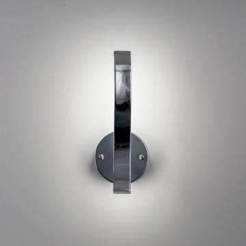 Настенный светодиодный светильник Citilux Джек CL226311 3000-3200K, хром, белый, металл, пластик - миниатюра 5