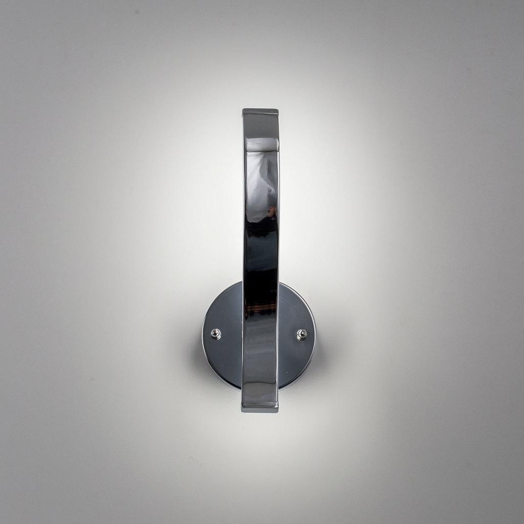 Настенный светодиодный светильник Citilux Джек CL226311 3000-3200K, хром, белый, металл, пластик - фото 5