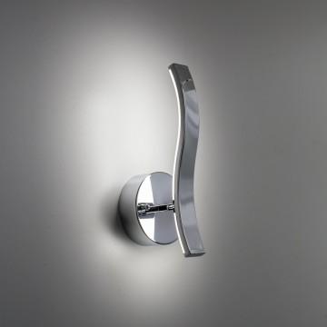 Настенный светодиодный светильник Citilux Джек CL226311 3000-3200K, хром, белый, металл, пластик - миниатюра 6