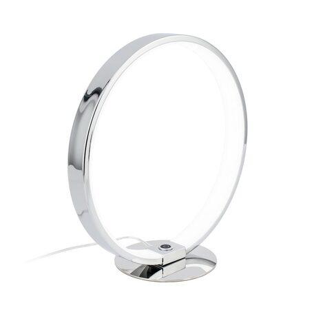 Настольная светодиодная лампа Citilux Джек CL226811 3000-3200K, хром, белый, металл, пластик
