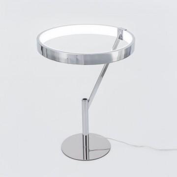 Настольная светодиодная лампа Citilux Джек CL226821, LED 27W 3000-3200K 1950lm, хром, металл, металл с пластиком - миниатюра 3