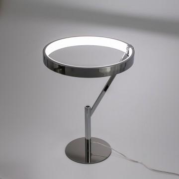 Настольная светодиодная лампа Citilux Джек CL226821, LED 27W 3000-3200K 1950lm, хром, металл, металл с пластиком - миниатюра 4