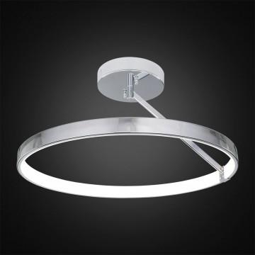 Потолочный светодиодный светильник Citilux Джек CL226221, LED 50W 3000-3200K 3250lm, хром, металл, металл с пластиком - миниатюра 2
