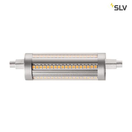 Светодиодная лампа SLV 1002135 R7S118mm 14W, диммируемая