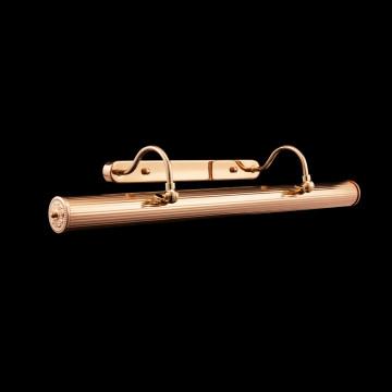Настенный светильник для подсветки картин Maytoni Govanni PIC119-44-G, 4xE14x25W, золото, металл - миниатюра 3