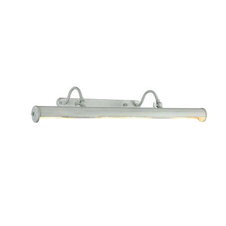 Настенный светильник для подсветки картин Maytoni Govanni PIC119-44-W, 4xE14x25W, белый, металл
