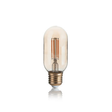 Филаментная светодиодная лампа Ideal Lux LAMPADINA VINTAGE E27 4W BOMB 151700 T45 E27 4W 2200K (теплый) 240V
