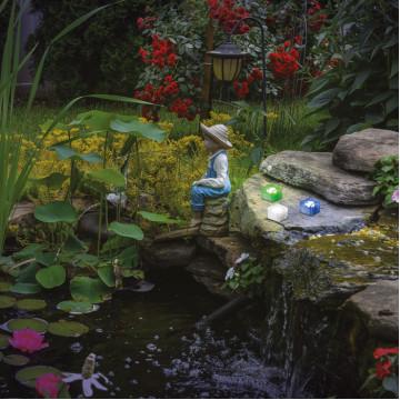 Садово-парковый светодиодный светильник Novotech Tile 357244, IP68, LED, стекло - миниатюра 2