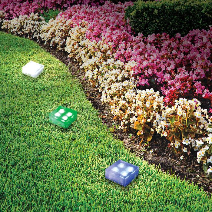 Садово-парковый светодиодный светильник Novotech Tile 357247, IP68, LED, стекло - фото 2
