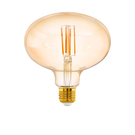 Филаментная светодиодная лампа Eglo 12596 Bomb E27 4W, 2200K (теплый) 220V
