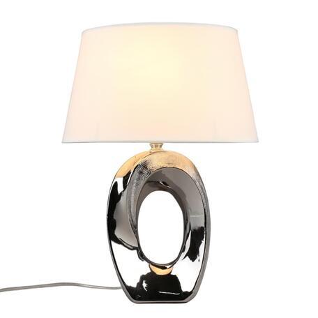 Настольная лампа Omnilux Littigheddu OML-82804-01, 1xE27x60W