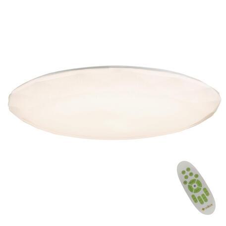Потолочный светодиодный светильник с пультом ДУ Omnilux Ice Crystal OML-47217-80, LED 80W 3000-6400K