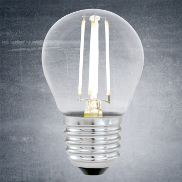 Филаментная светодиодная лампа Eglo 11498 E27 4W, недиммируемая/недиммируемая