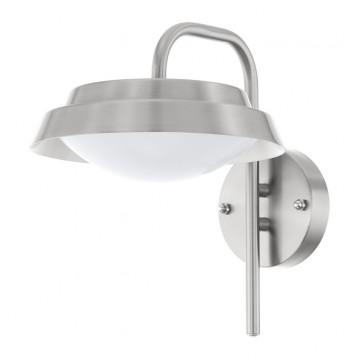 Настенный светодиодный светильник Eglo Ariolla 94122, IP44, LED 7,5W 3000K 540lm, сталь, металл, металл с пластиком