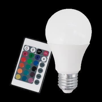 Светодиодная лампа Eglo 10899 E27 7,5W, диммируемая