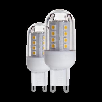 Светодиодная лампа Eglo 11462 G9 2,5W, недиммируемая/недиммируемая
