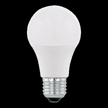 Светодиодная лампа Eglo 11479 груша E27 5,5W, 4000K (дневной), гарантия 5 лет