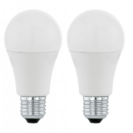 Светодиодная лампа Eglo 11484 груша E27 11W, 3000K (теплый) CRI>80, гарантия 5 лет