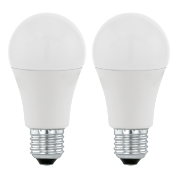 Светодиодная лампа Eglo 11484 груша E27 11W, 3000K (теплый), гарантия 5 лет