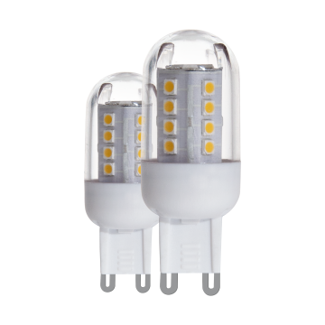 Светодиодная лампа Eglo 11514 капсульная G9 2,5W, 4000K (дневной), гарантия 5 лет