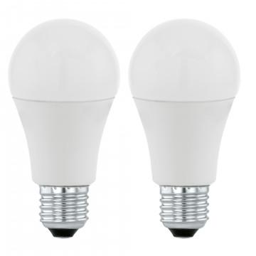 Светодиодная лампа Eglo 11543 E27 5,5W, 3000K (теплый), гарантия 5 лет