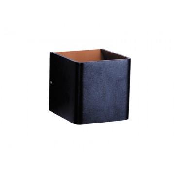 Настенный светодиодный светильник Donolux DL18391/11WW Black/Gold