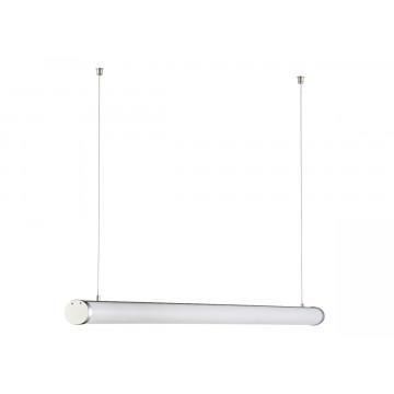 Подвесной светодиодный светильник Donolux Tuba DL18752S150/4000, IP40, LED 63W 4000K 4400lm