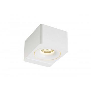 Потолочный светодиодный светильник Donolux DL18620/01WW-R White