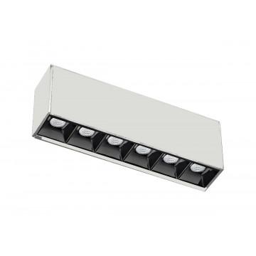 Светодиодный светильник для магнитной системы Donolux Eye DL18781/06M White, LED 6W, 3000K (теплый)