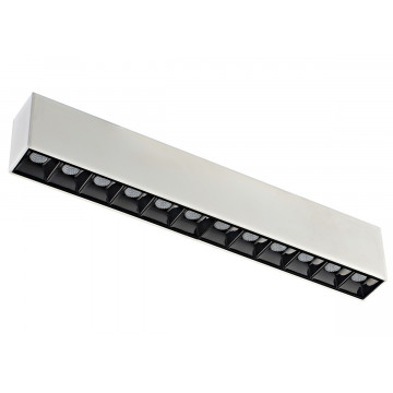 Светильник для магнитной системы Donolux Eye DL18781/12M White 3000K (теплый)