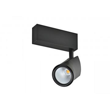 Светодиодный светильник для магнитной системы Donolux DL18782/01M Black