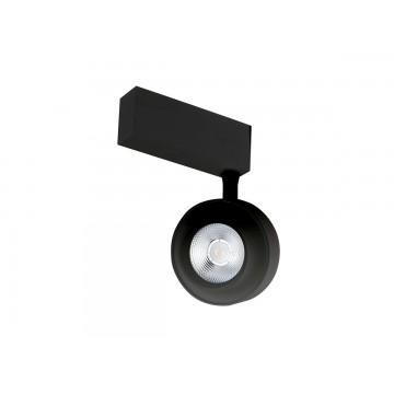 Светильник для магнитной системы Donolux Occhio DL18784/01M Black 3000K (теплый)