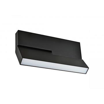 Светодиодный светильник для магнитной системы Donolux Line DL18787/Black 10W, LED 10W 3000K 600lm