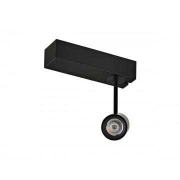Светодиодный светильник для магнитной системы Donolux Petit DL18788/01M Black, LED 6W, 3000K (теплый) - миниатюра 1