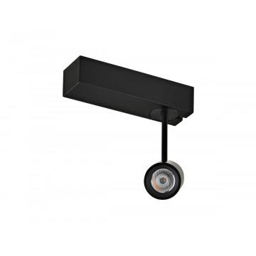 Светодиодный светильник для магнитной системы Donolux Petit DL18788/01M Black, LED 6W 3000K 410lm