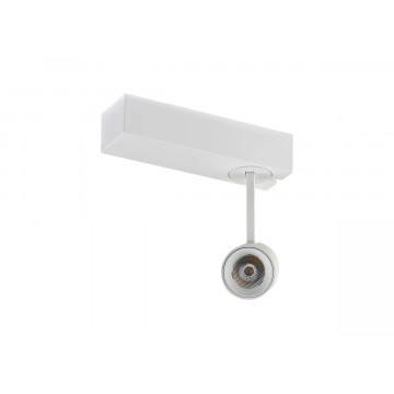 Светодиодный светильник для магнитной системы Donolux Petit DL18788/01M White, LED 6W 3000K 410lm, белый